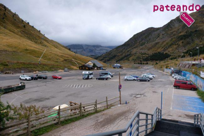 Parking de Astún