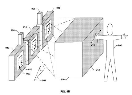 Move Windows Using Hand Gestures Microsoft Patent