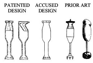 Design patent infringement