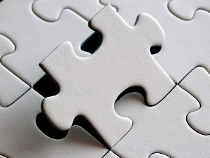 A patent claim is like a jigsaw puzzle piece
