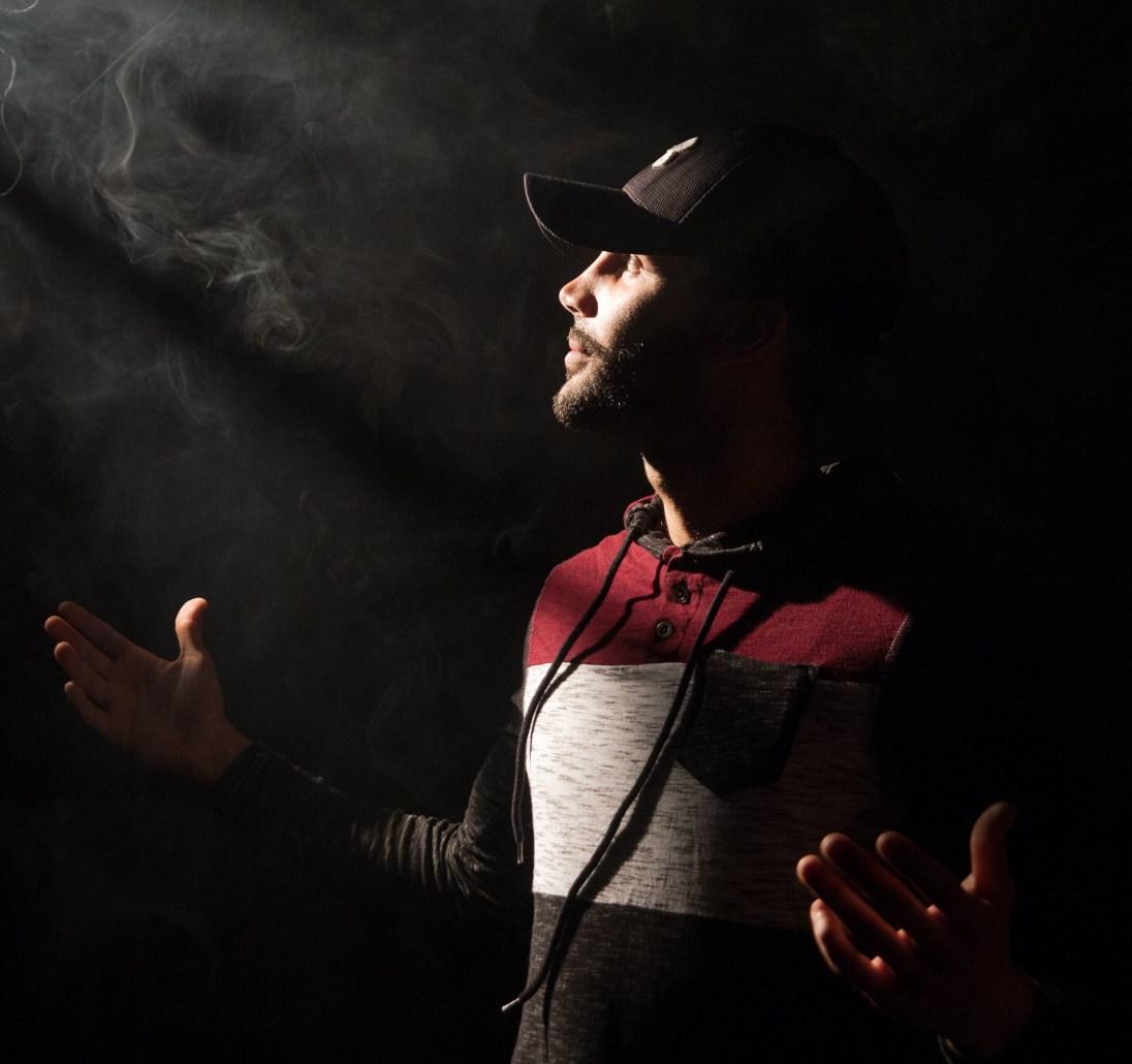 Lorsque la fumée se dissipe l'effet est plus subtil.