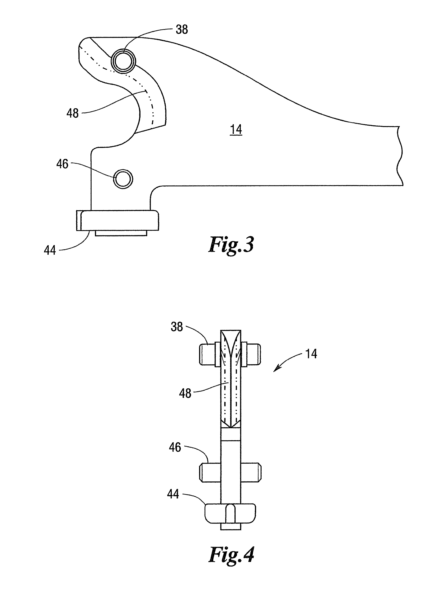Us9848873b2 fastener cartridge assembly prising a driver and staple cavity arrangement patents