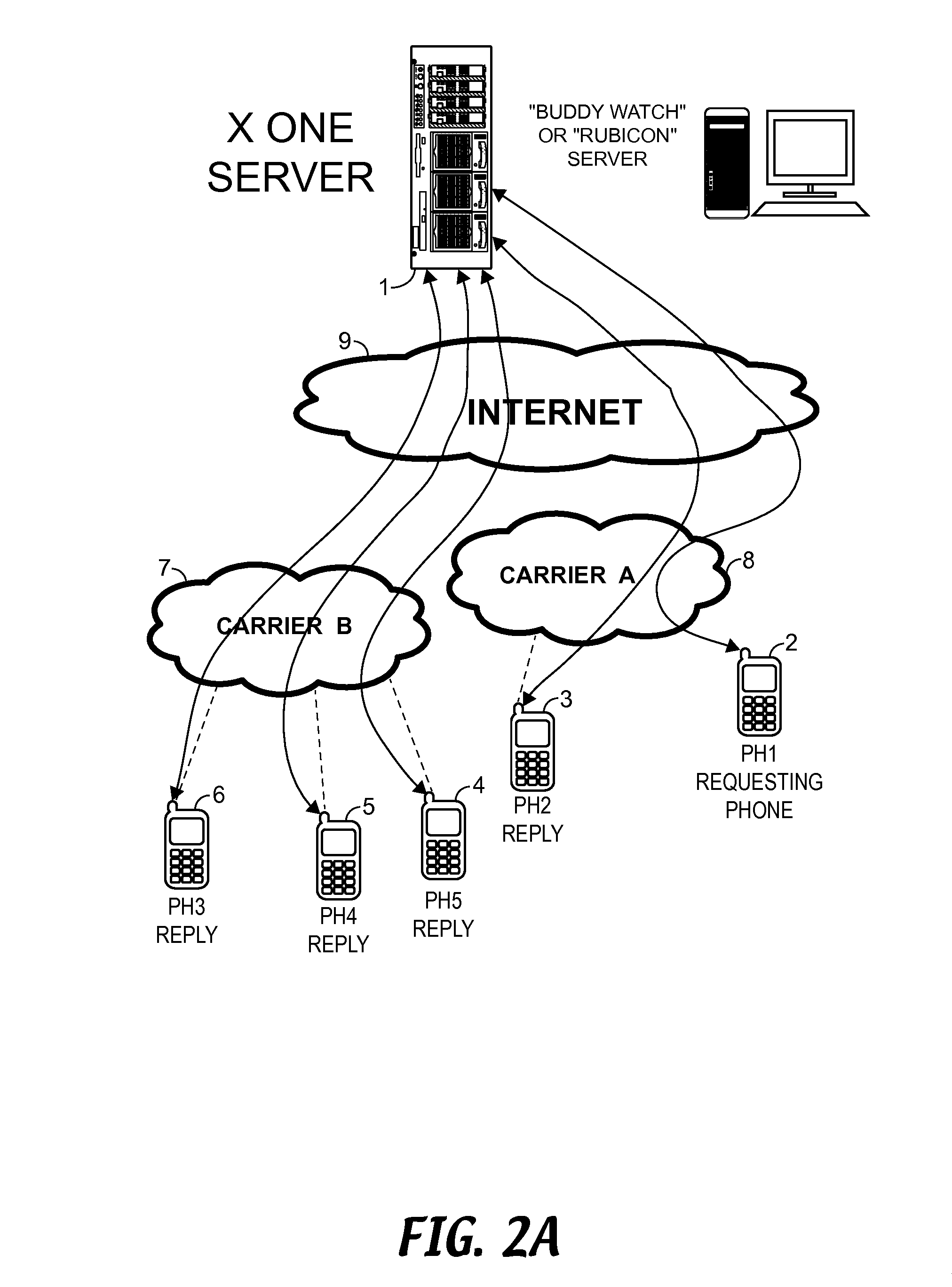 Us9615204b1 techniques for munication within closed groups of mobile devices patents