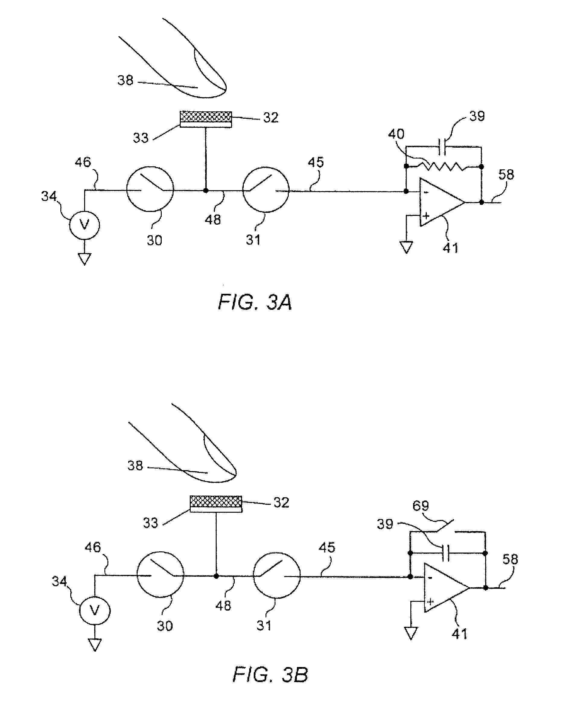 Us9098142b2 sensor arrangement for use with a touch sensor that identifies hand parts patents
