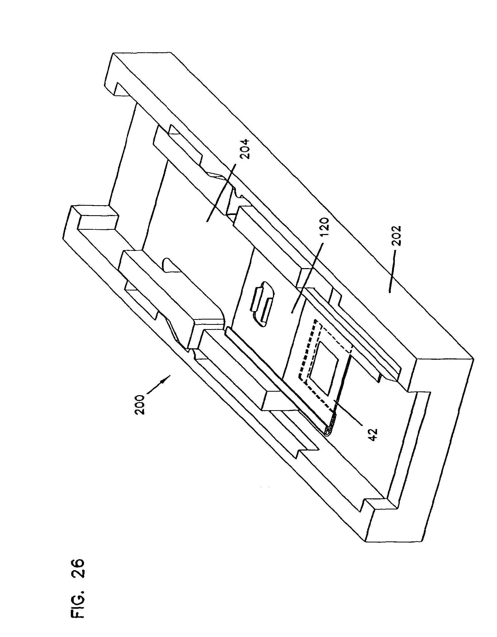 Us8226555b2 analyte monitoring device and methods of use patents
