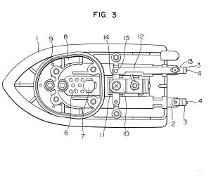 Patent EP0164975B1  Electric iron  Google Patents