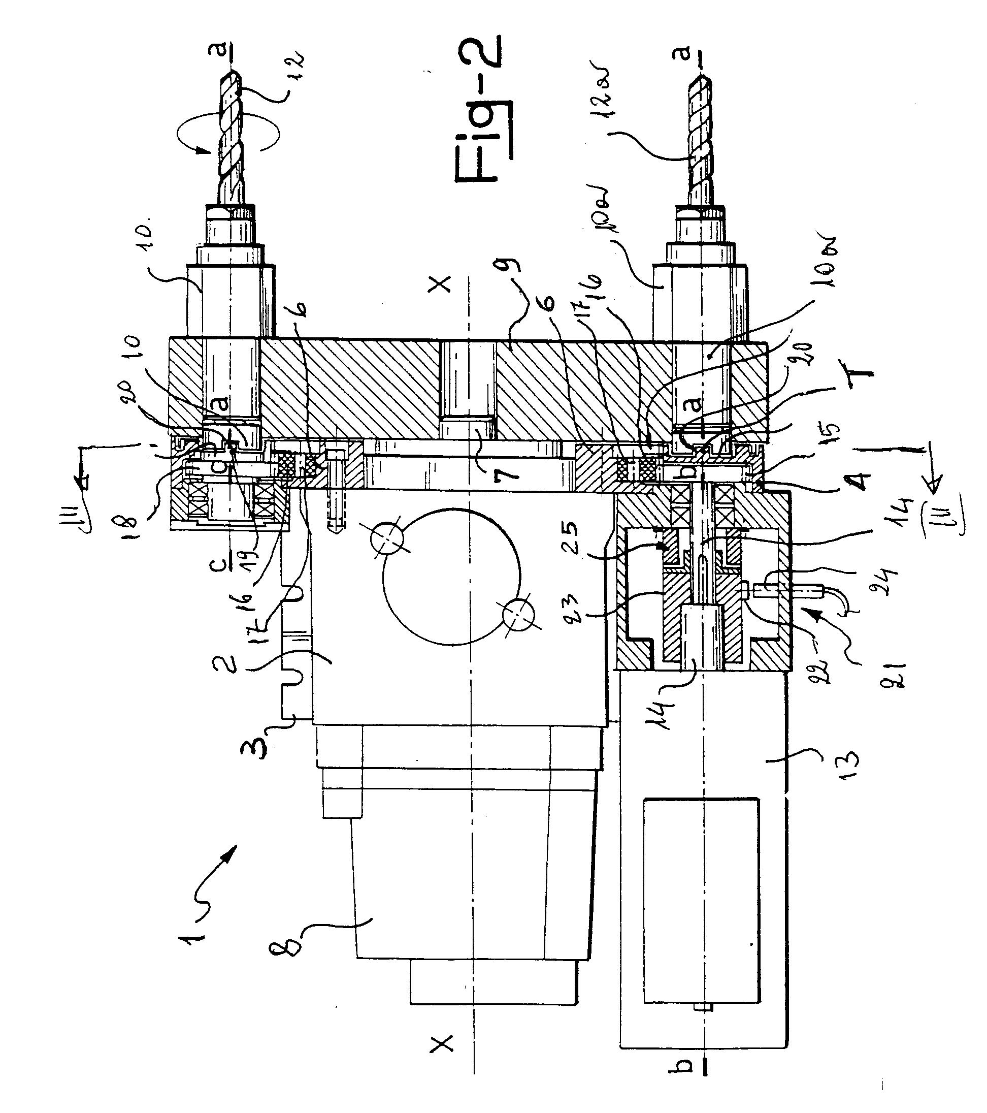 Rotary Turret Lathe