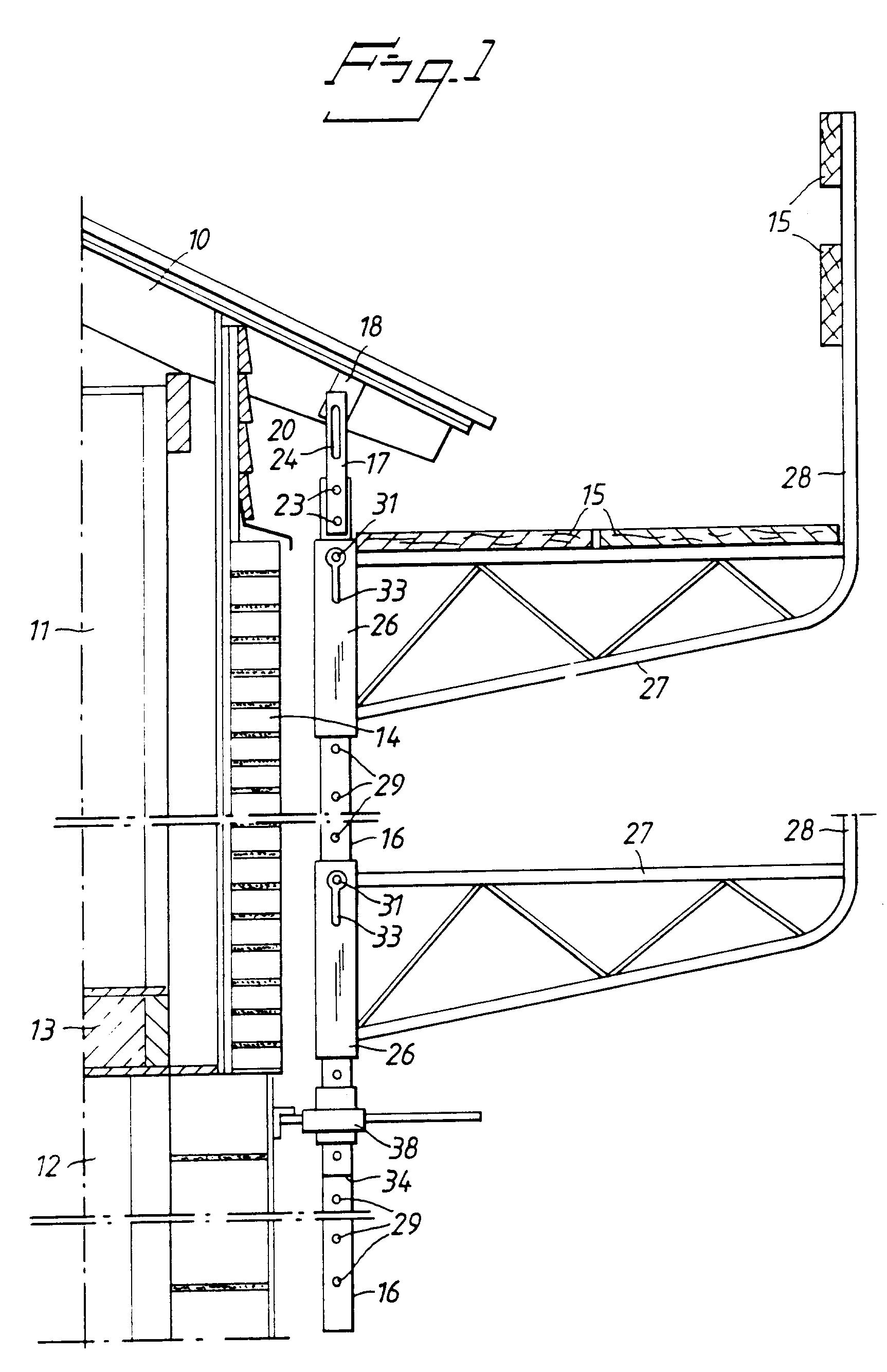 Diagram Of Pergola