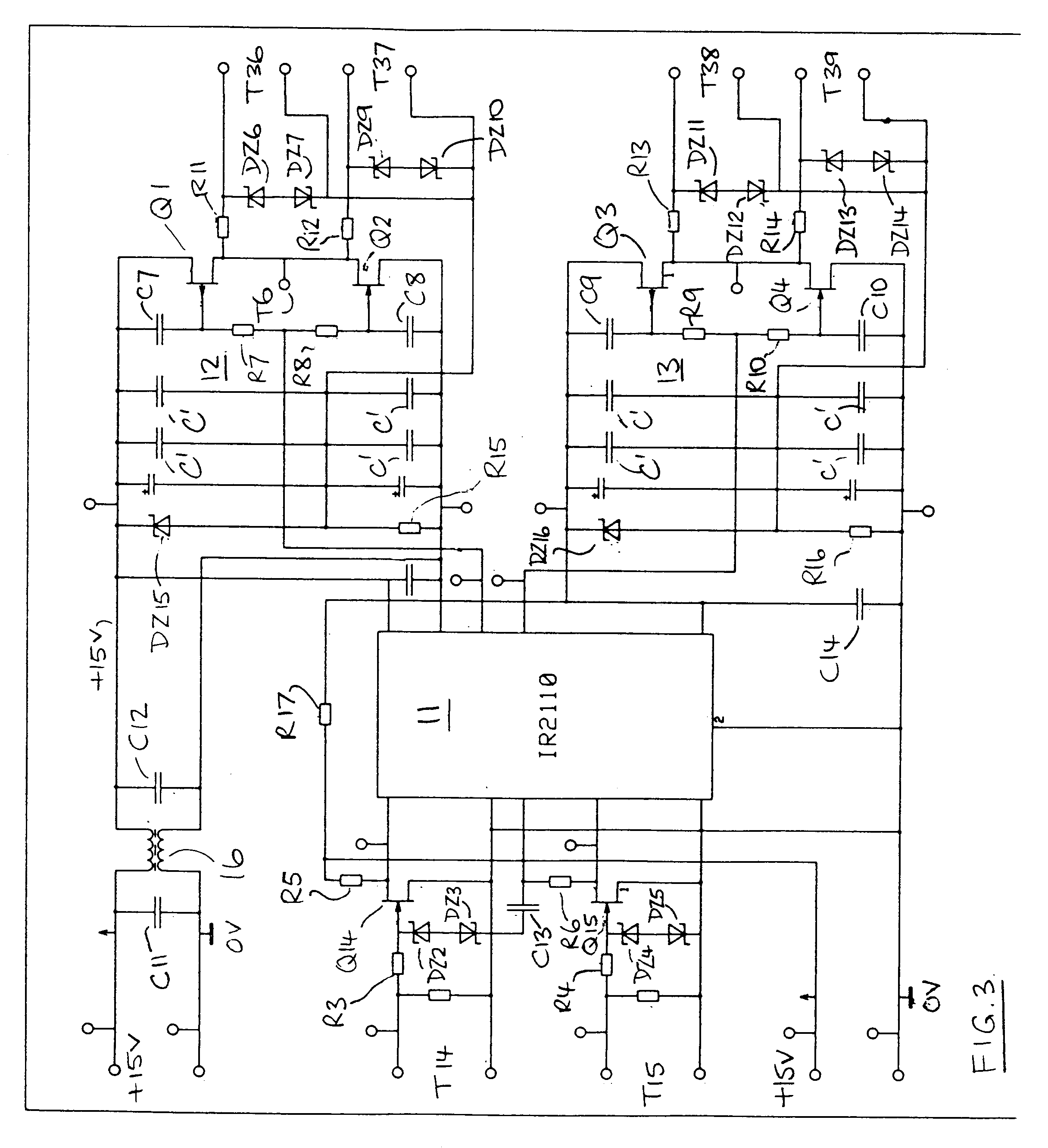 Welding Inverter Circuit Diagram