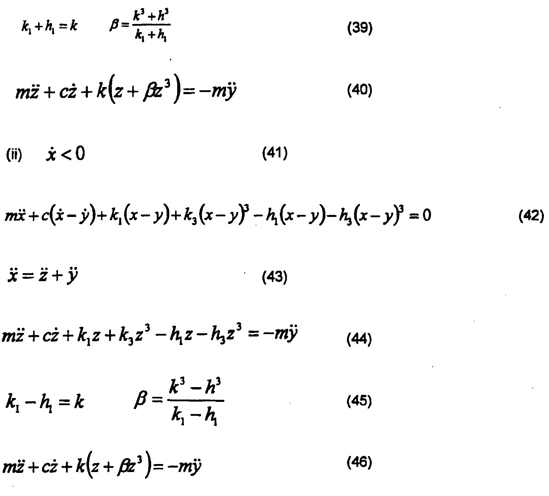 Simple Harmonic Equation