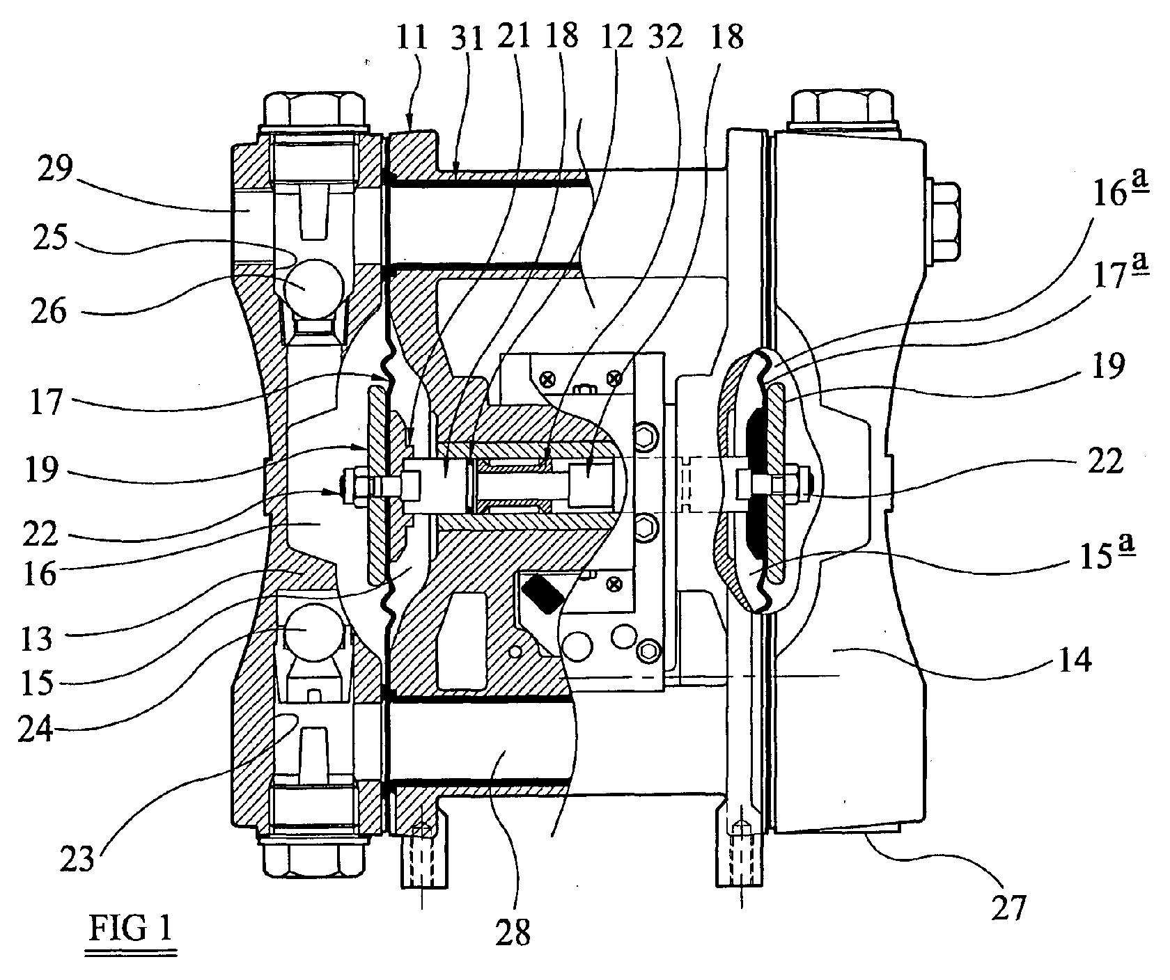 Mk2 Water Pump Schematic