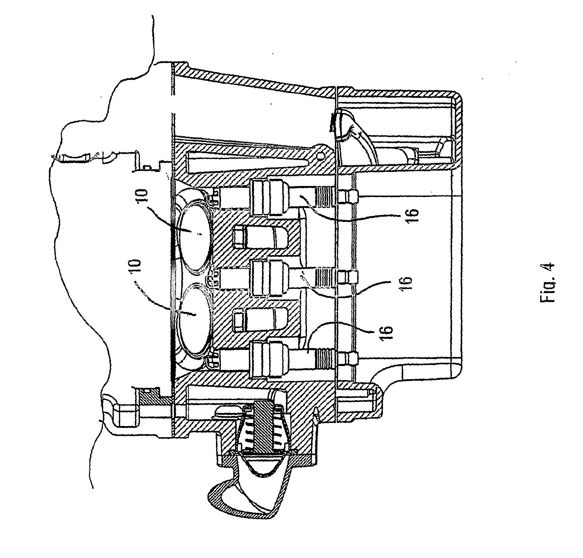 12 Cylinder Radial Engine