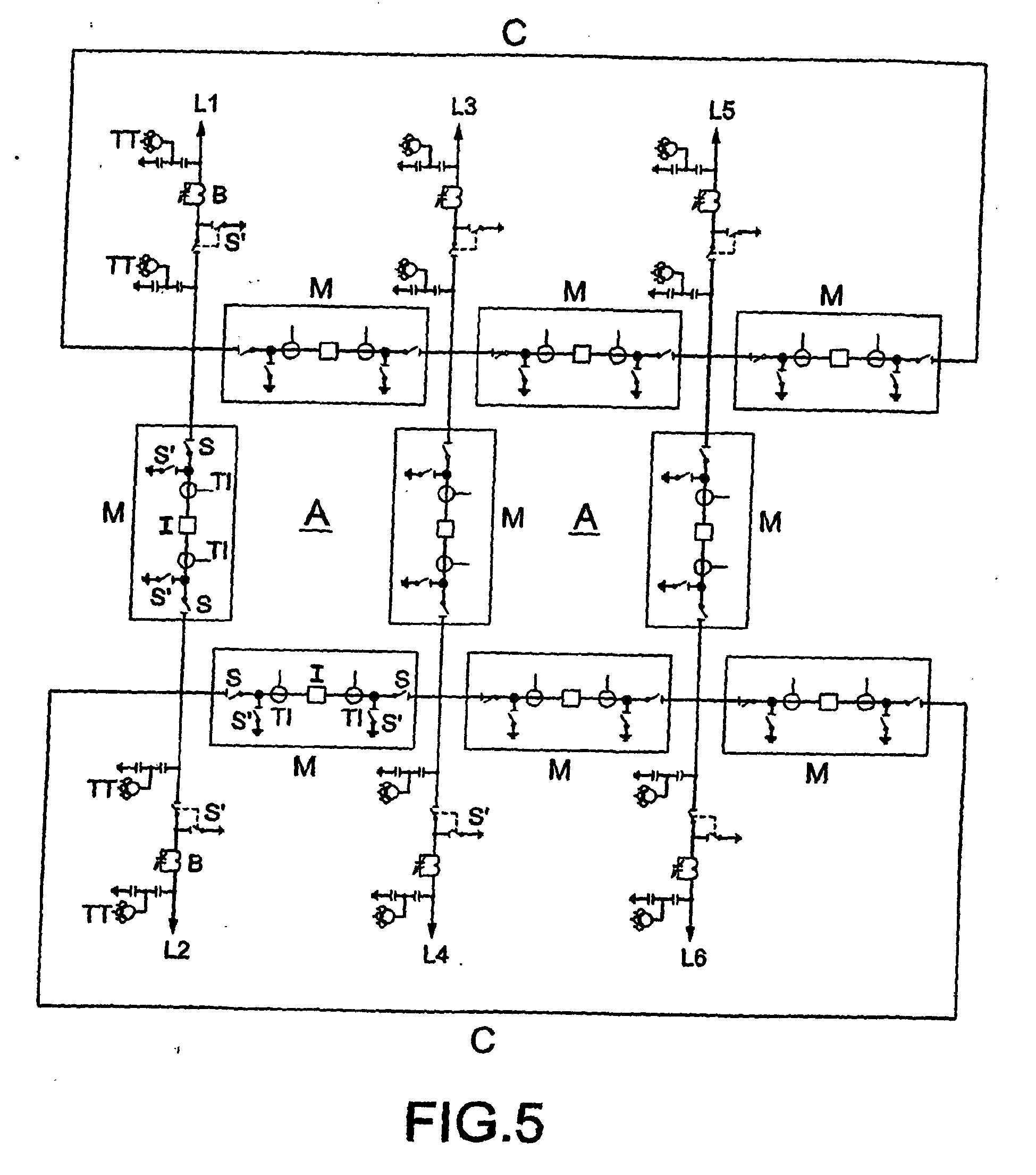 Electrical Substation Diagram - Wiring Diagrams Schema