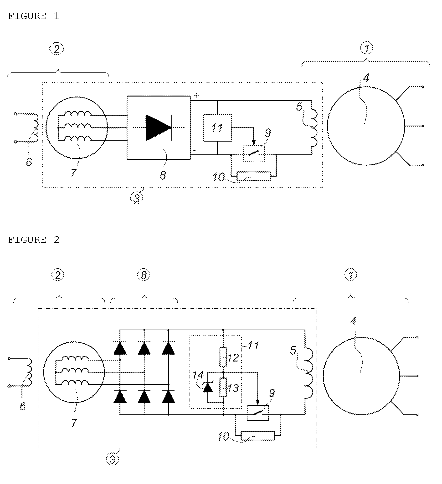 Brushless Excitation System For Synchronous Motors