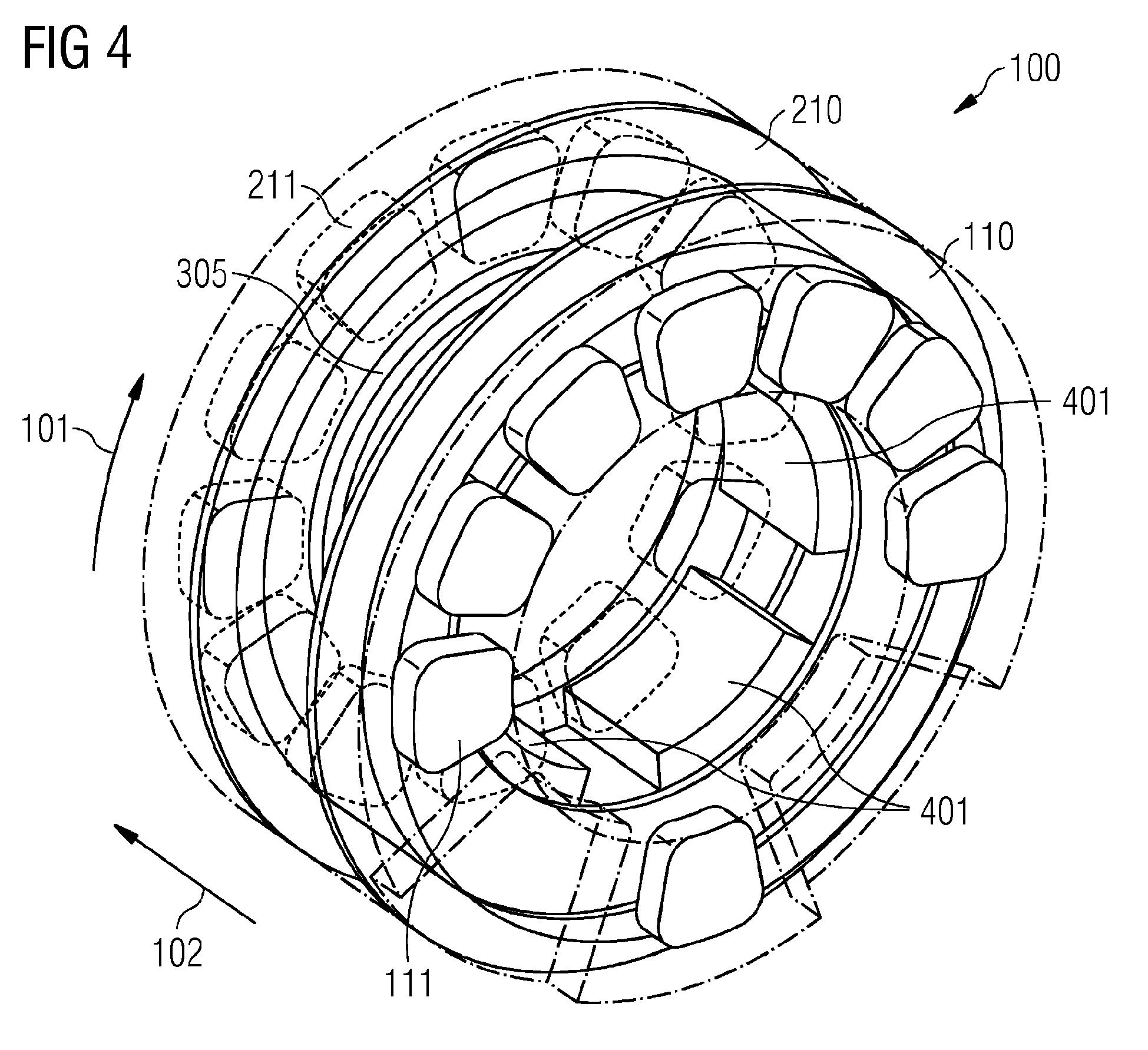 Engine Thrust Bearing