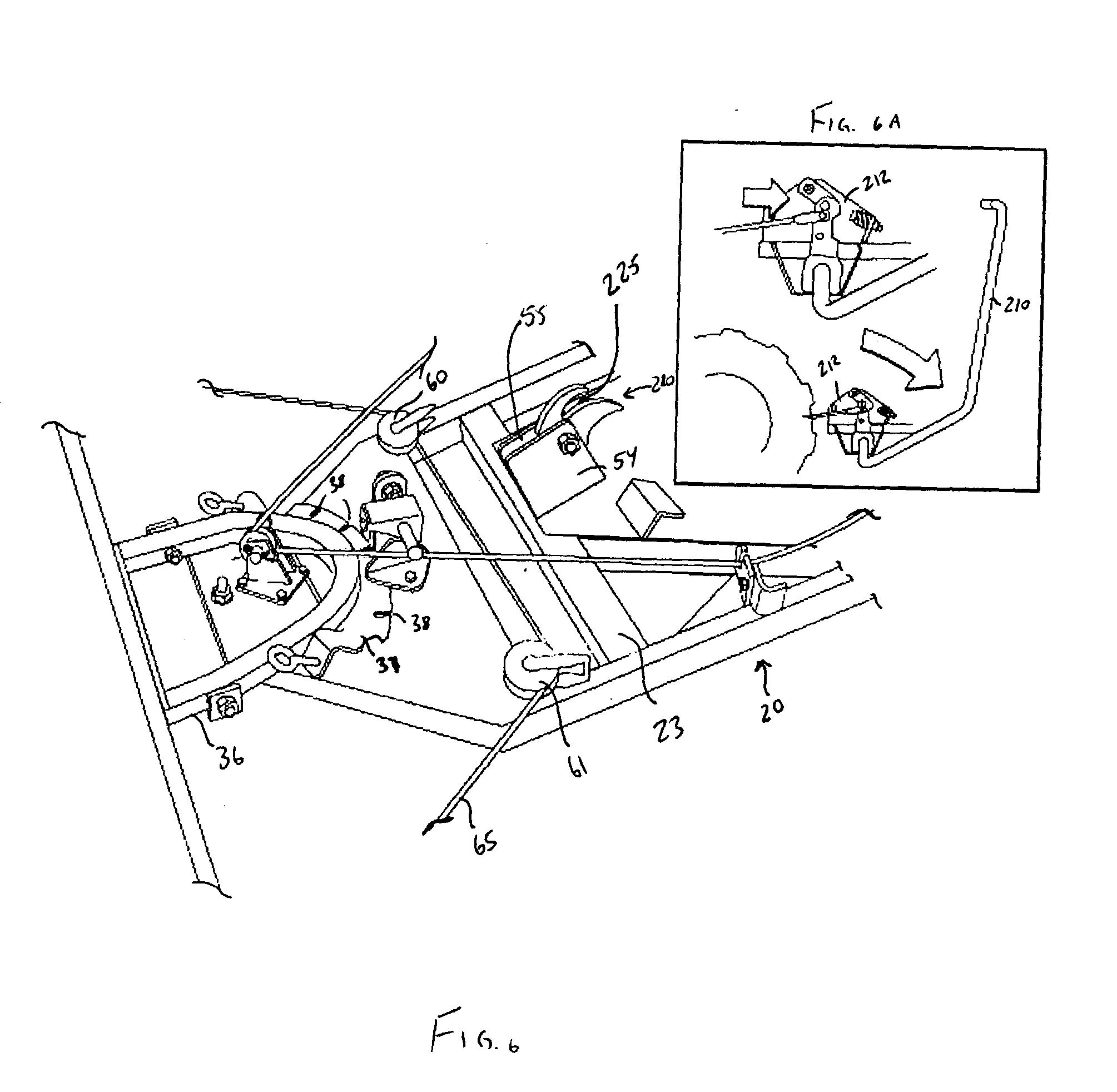 Boss V Plow Controller Mount