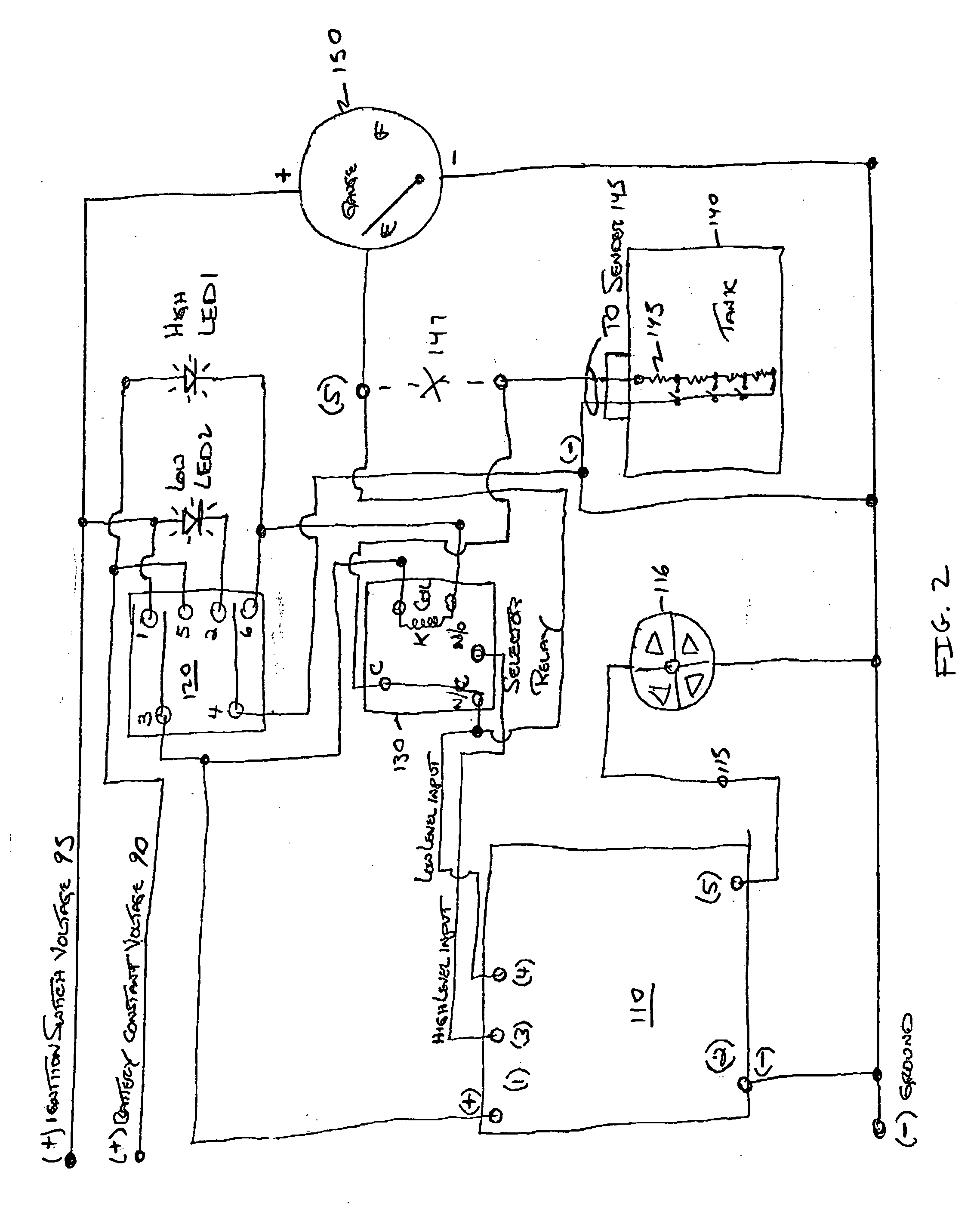 Motorhome Solar Panel Wiring Diagram