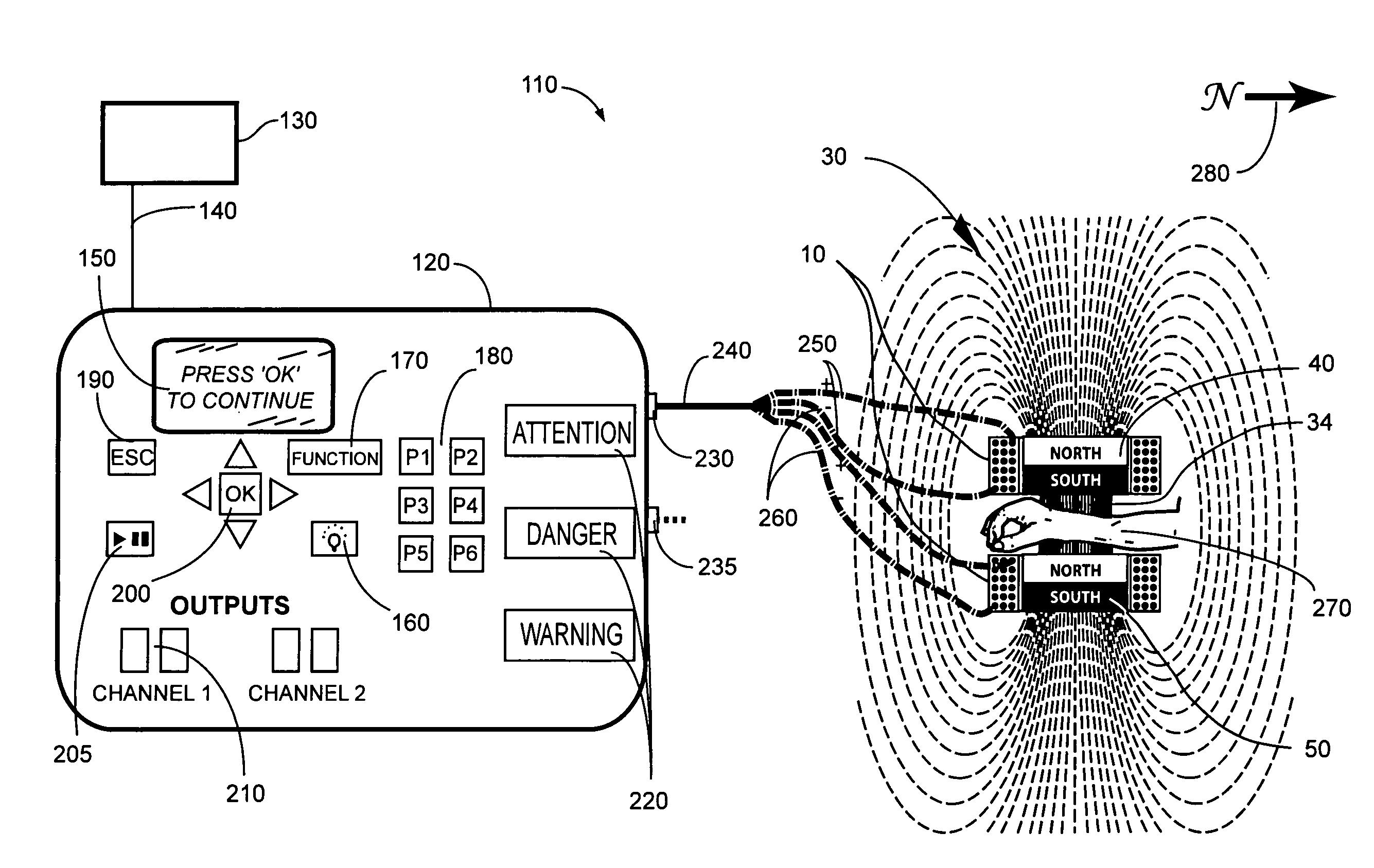 Electromagnetic Pulse Generator Circuit 555 Pulse