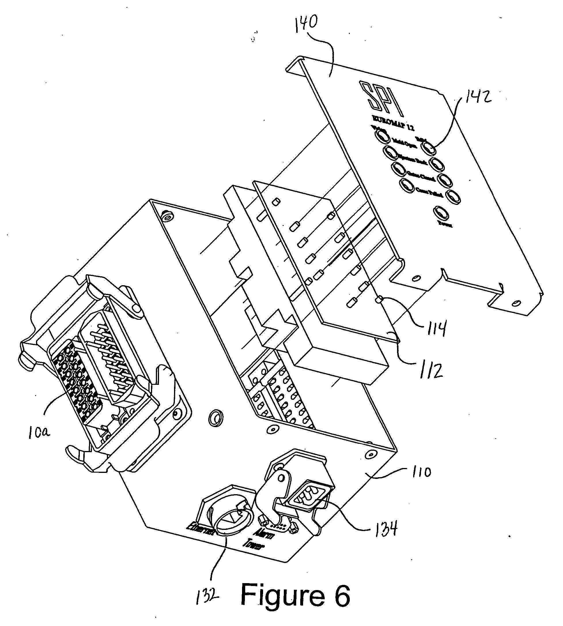 Patent us20060253222 auxiliary munication interface system euromap size at euromap 12 wiring diagram