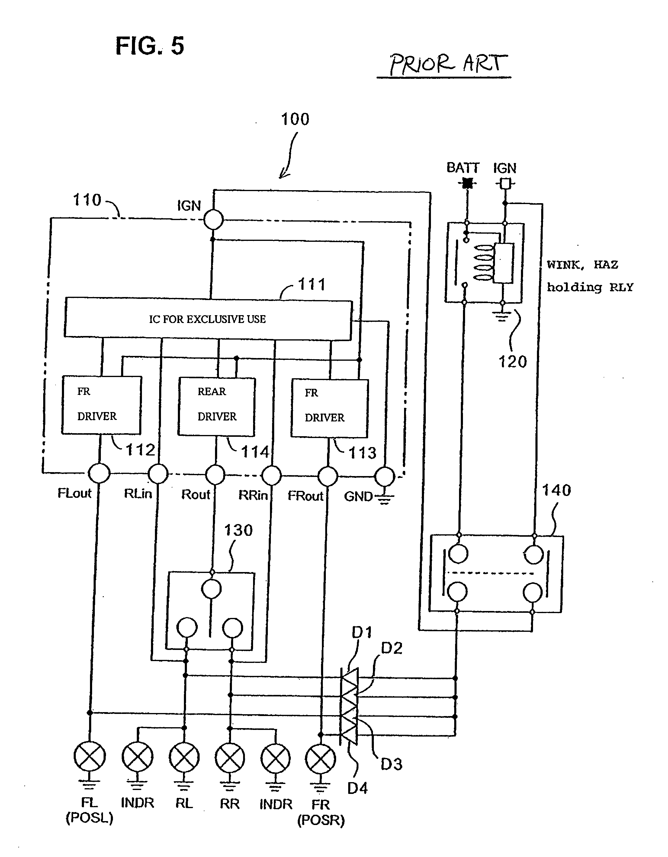 3 Pole Ignition Wiring Diagram
