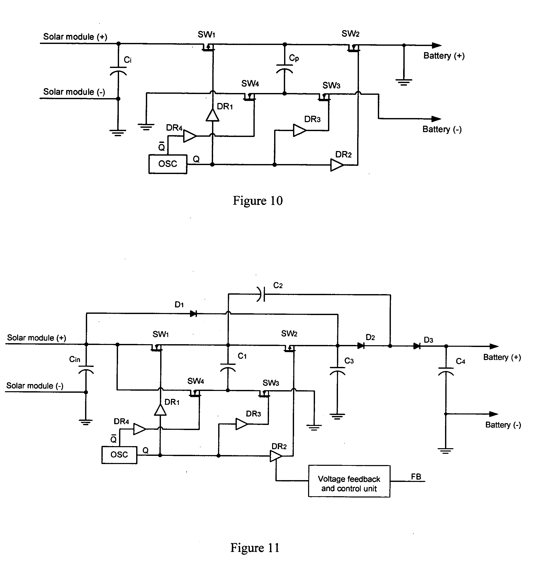 Battery Charger Capacitor