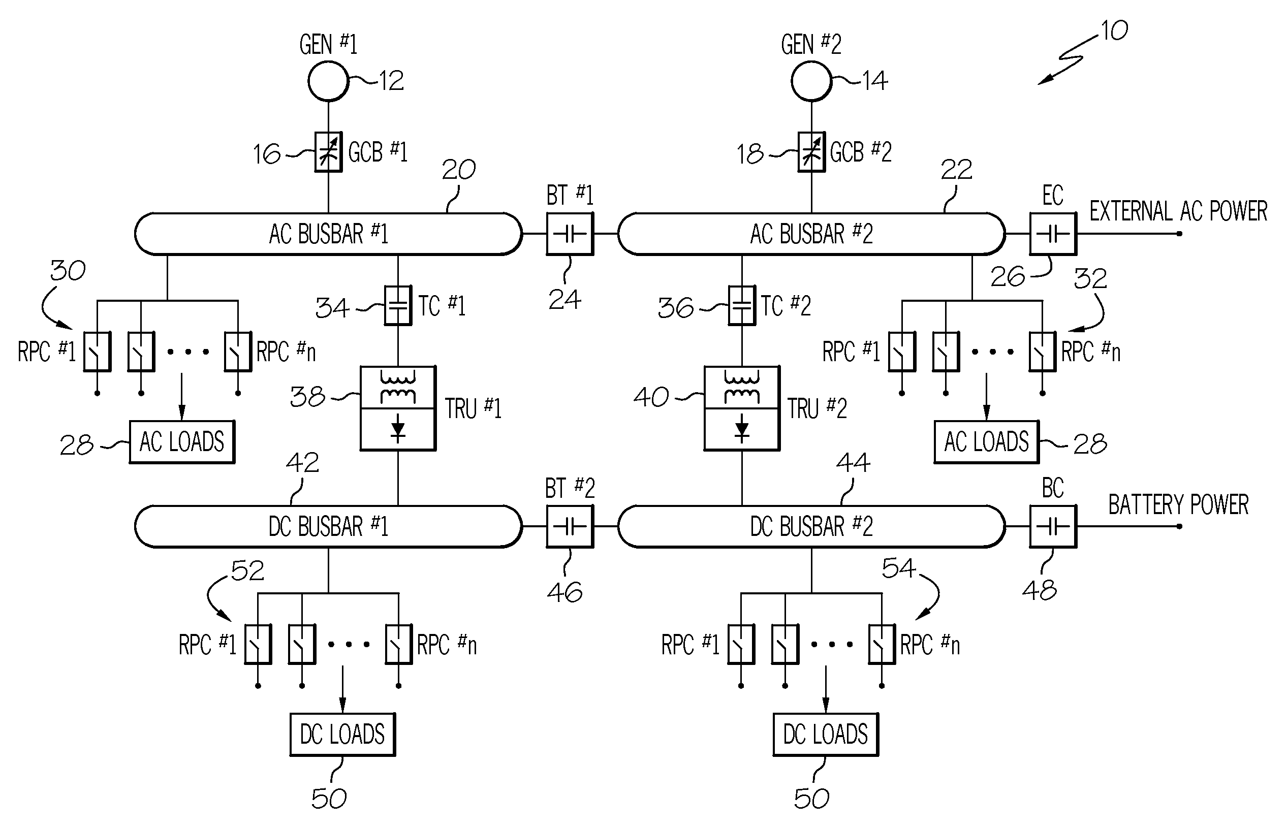 Aircraft Electrical Schematic Symbols