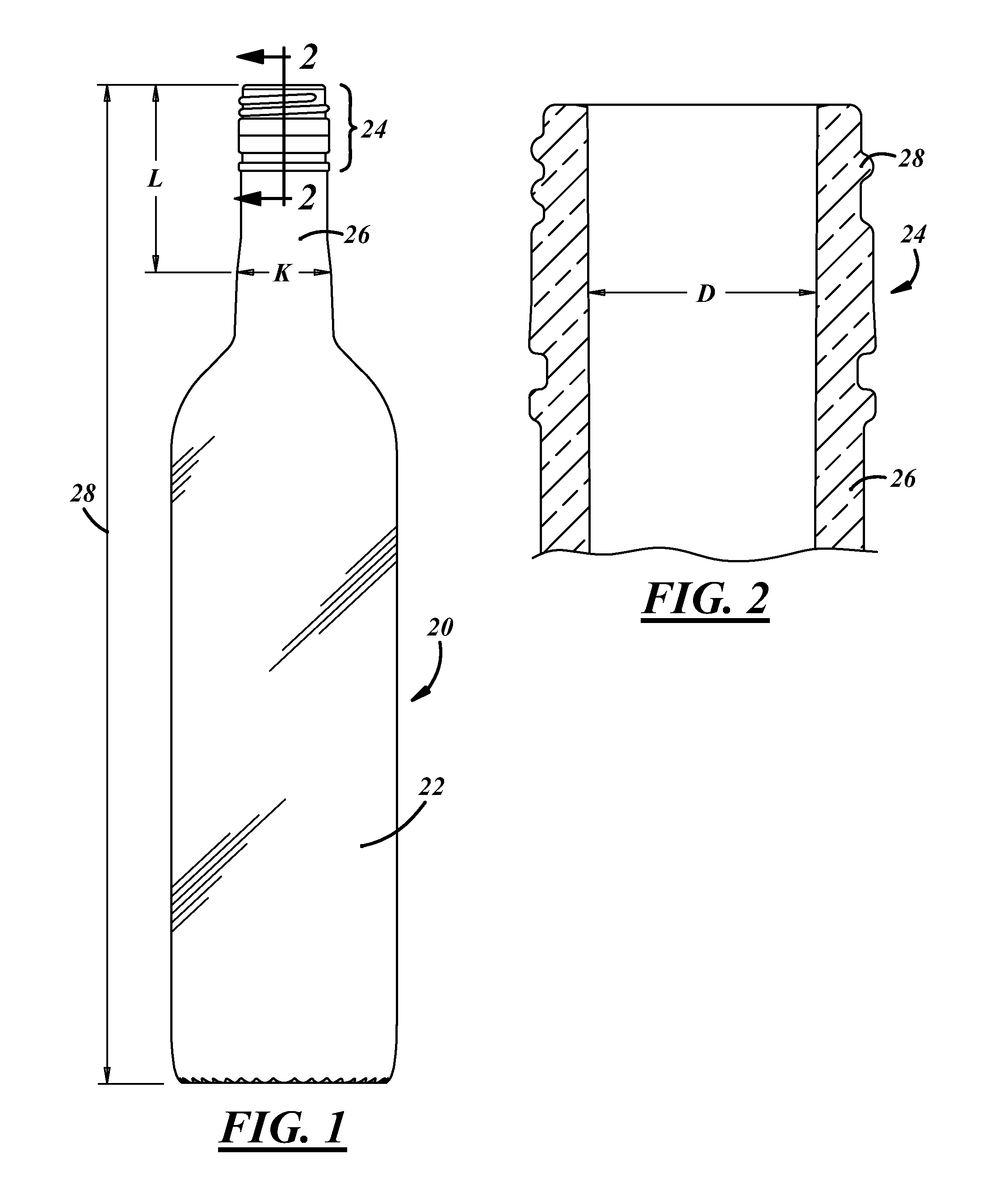 Plastic Bottle Neck Dimensions Pictures To Pin On