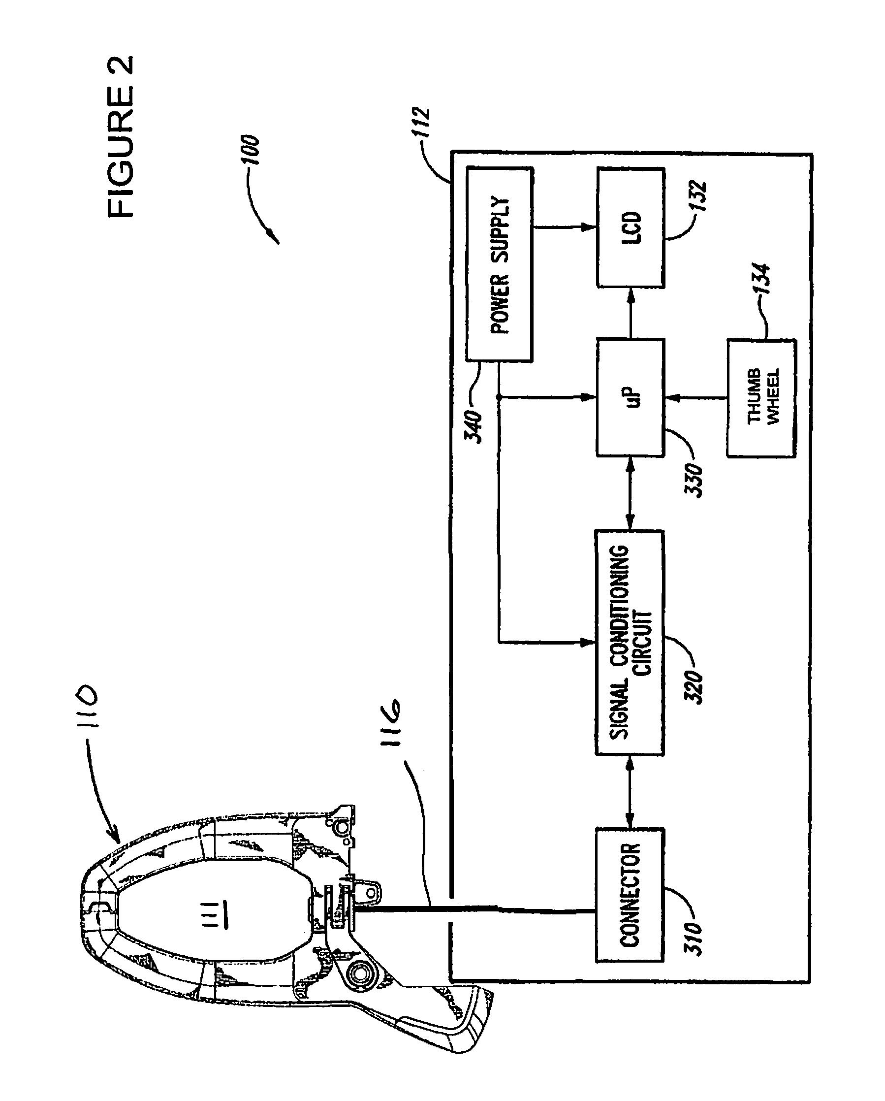 Meter Circuit Diagram