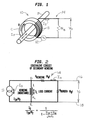 Patent US20120268100  Error pensation for current