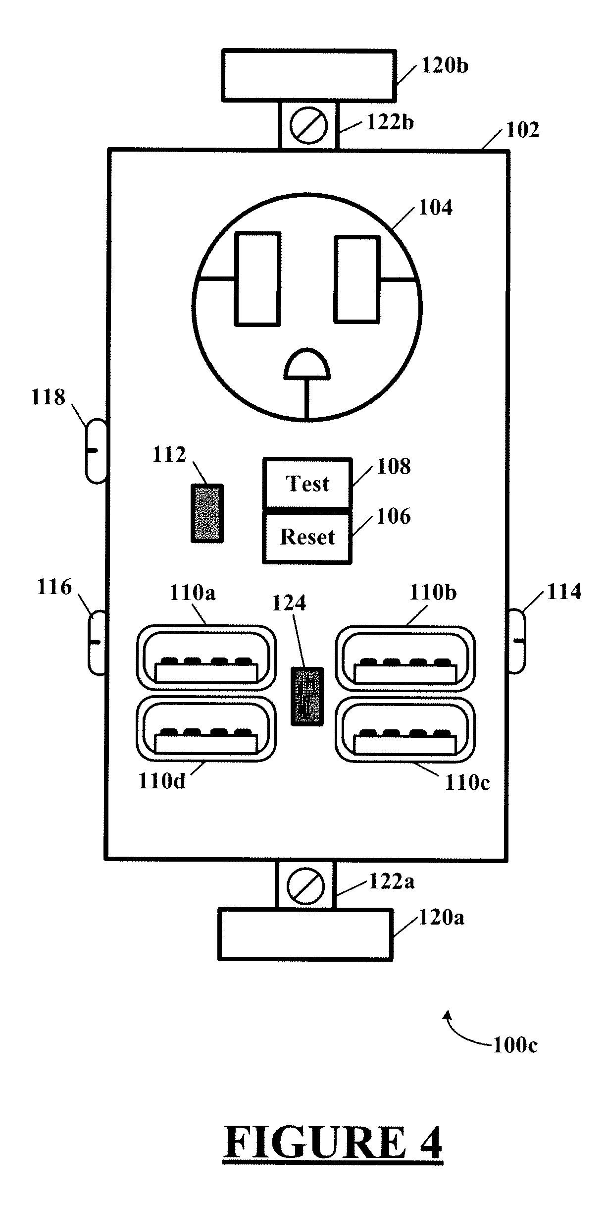 Usb Charger Receptacle