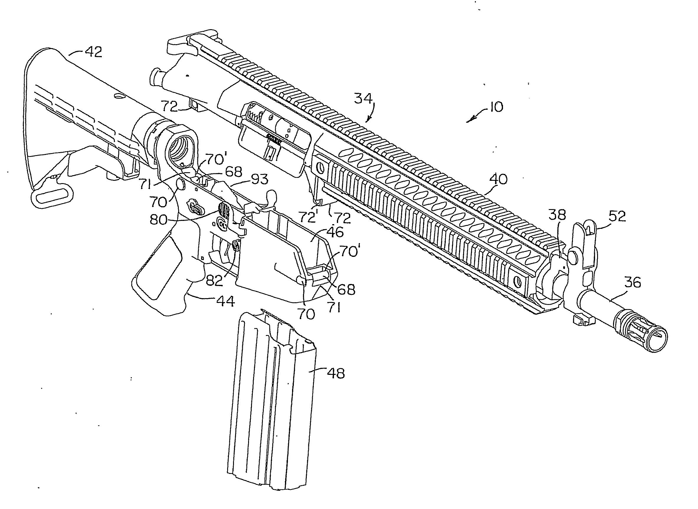 Pin Sniper M4a1 Carbine