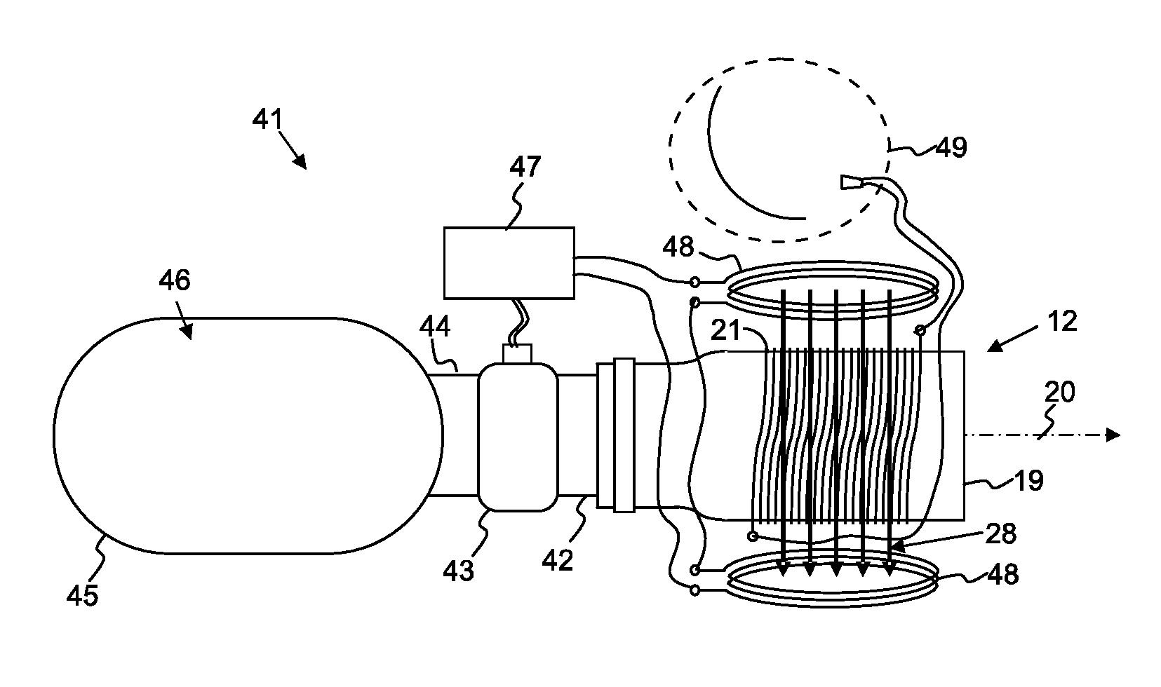 Magnetic Generator Schematics