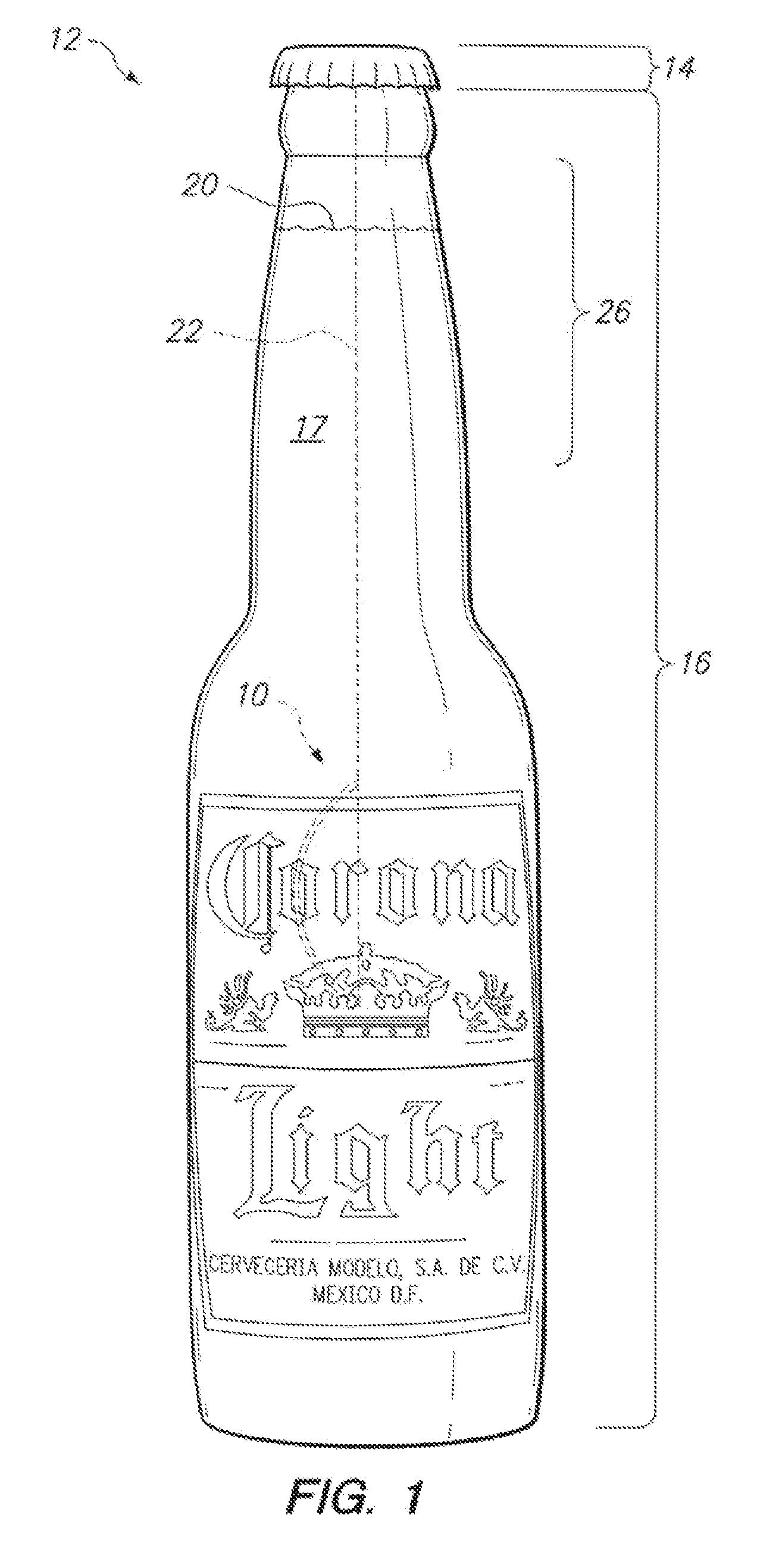 Beer Bottle Cartoon Cake Ideas And Designs