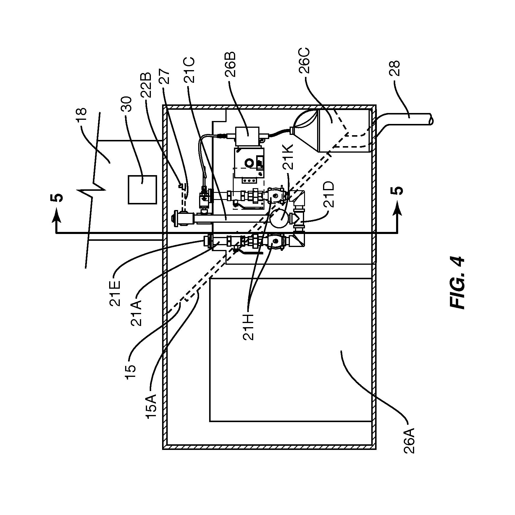 Diagram Ansul System Wiring Diagram Circuit Kitchen