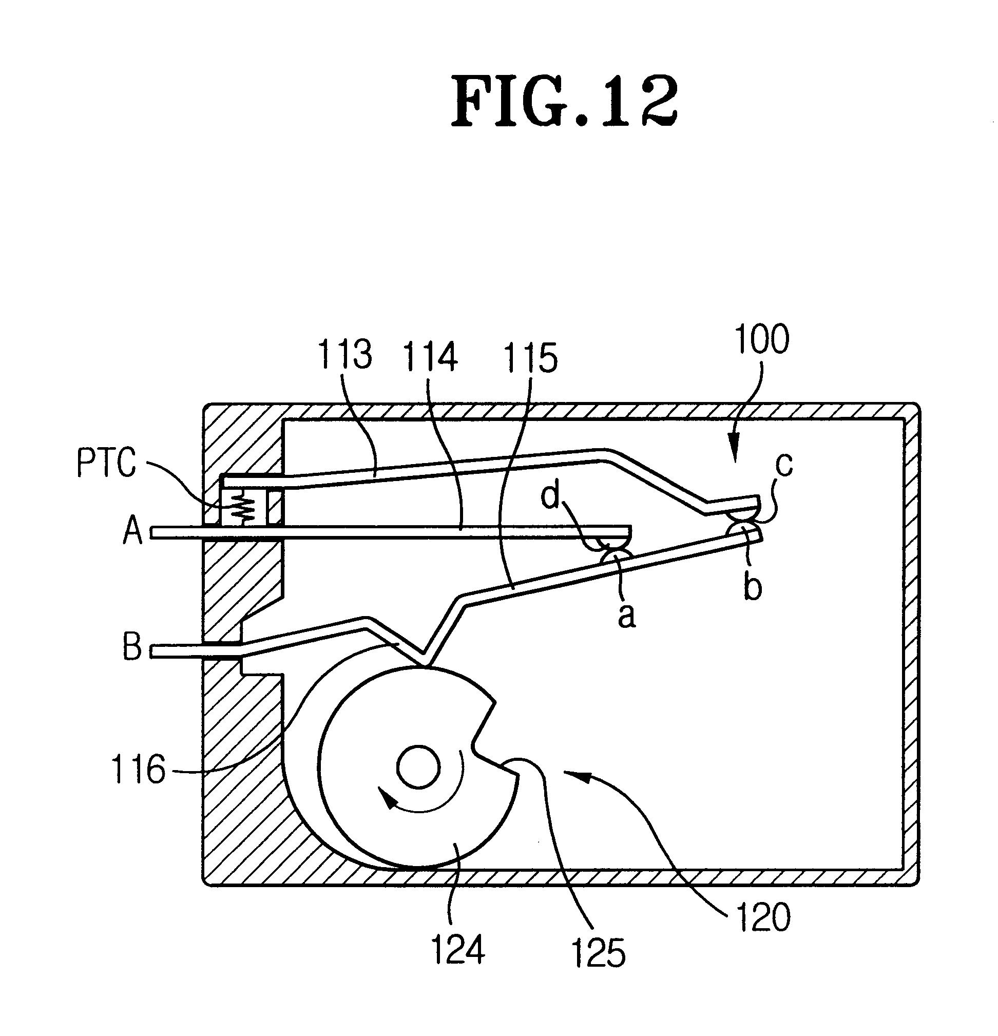 Microwave Transformer Wiring