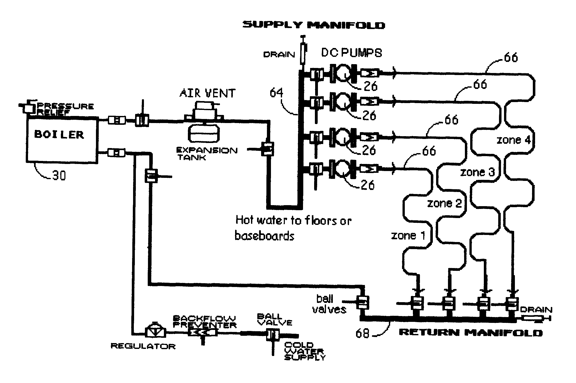 Mechanical Thermostat Wiring