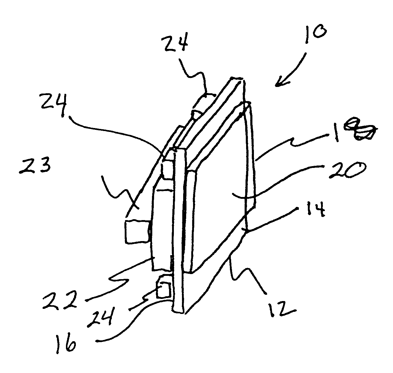 Patent us6338292 thermal and visual camouflage system