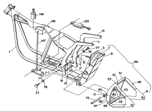 Patent US6357546  Motorcycle suspension system  Google Patents