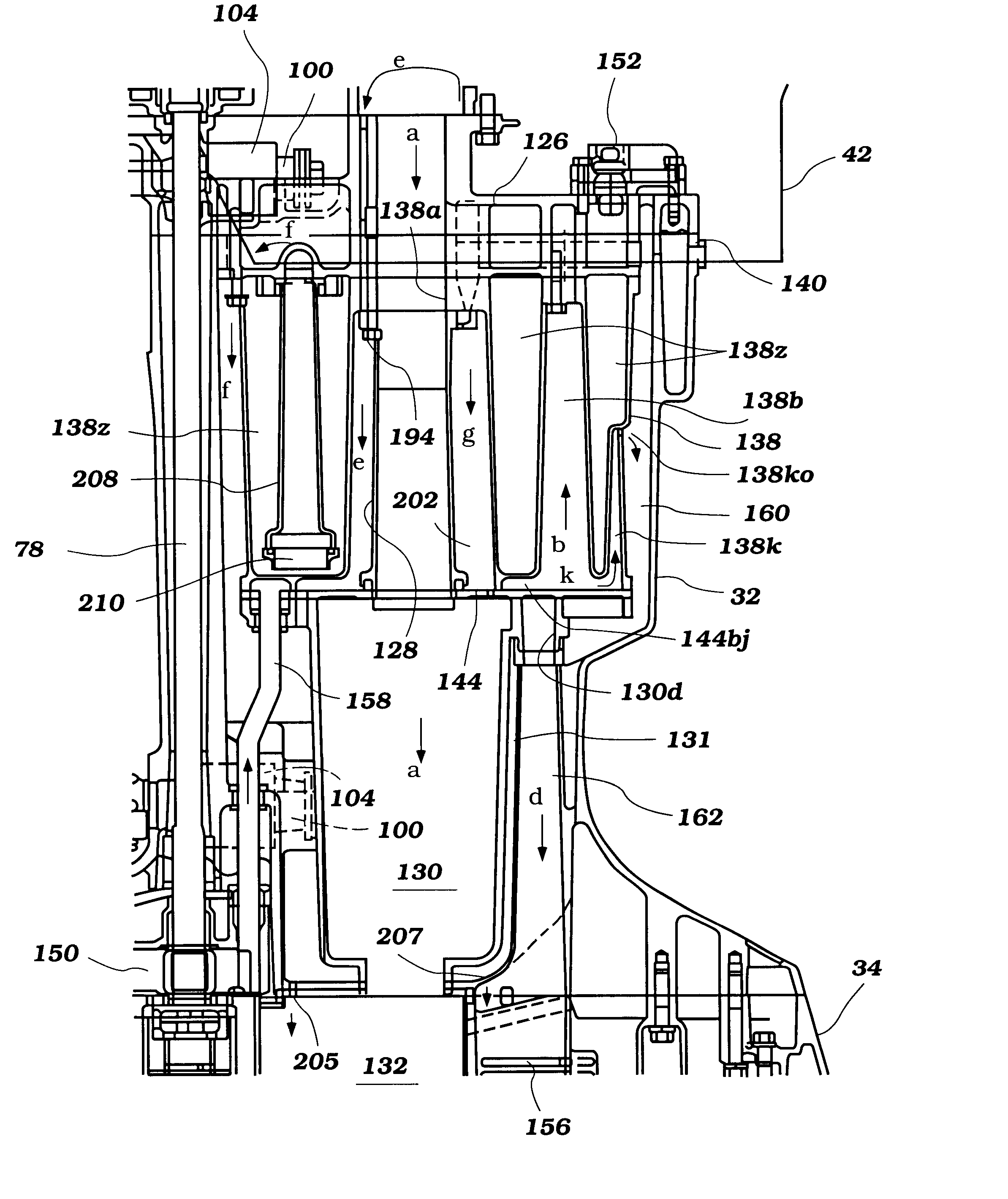 Yamaha Outboard Cooling System Diagram Motorcycle Image