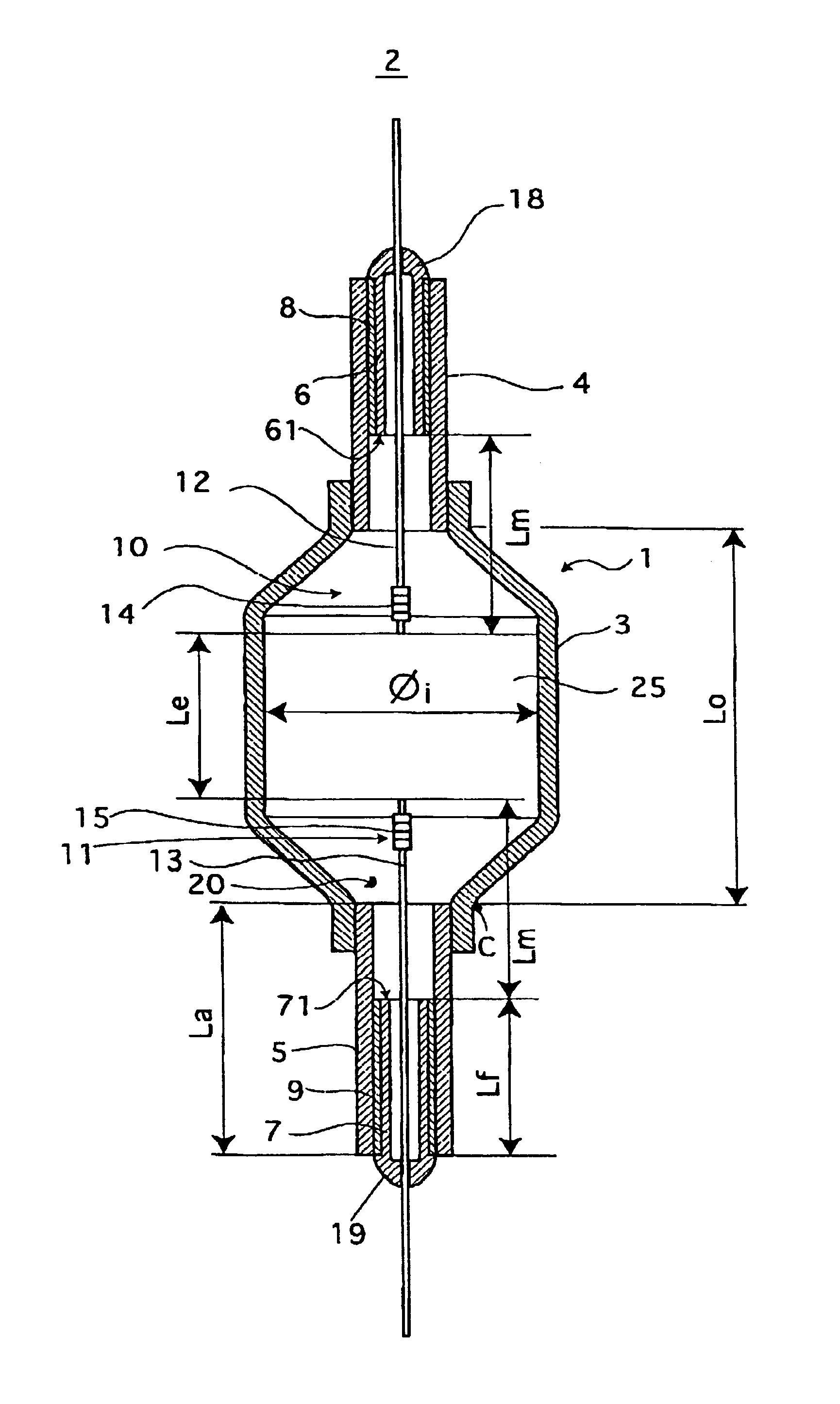 Dual Wiring Diagram Fluorescent Lamp