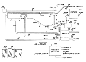 Patent US6747367  Controller system for pool andor spa  Google Patents