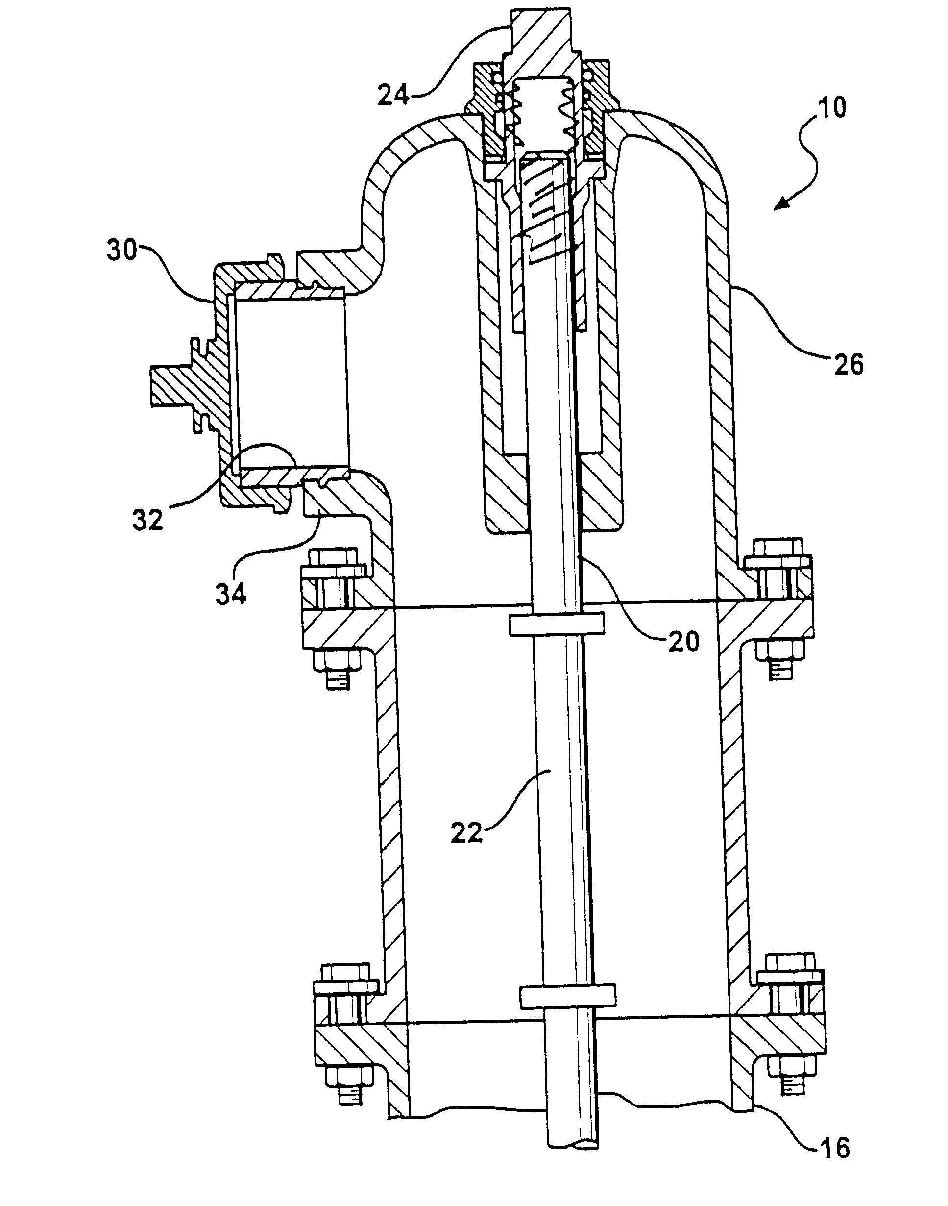 Dry Contact Schematic