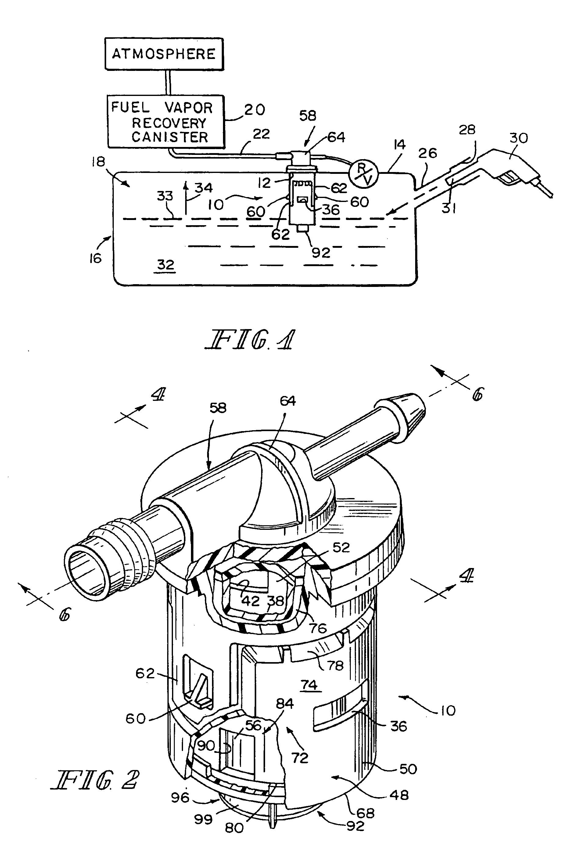 Fuel Storage Tank Filter