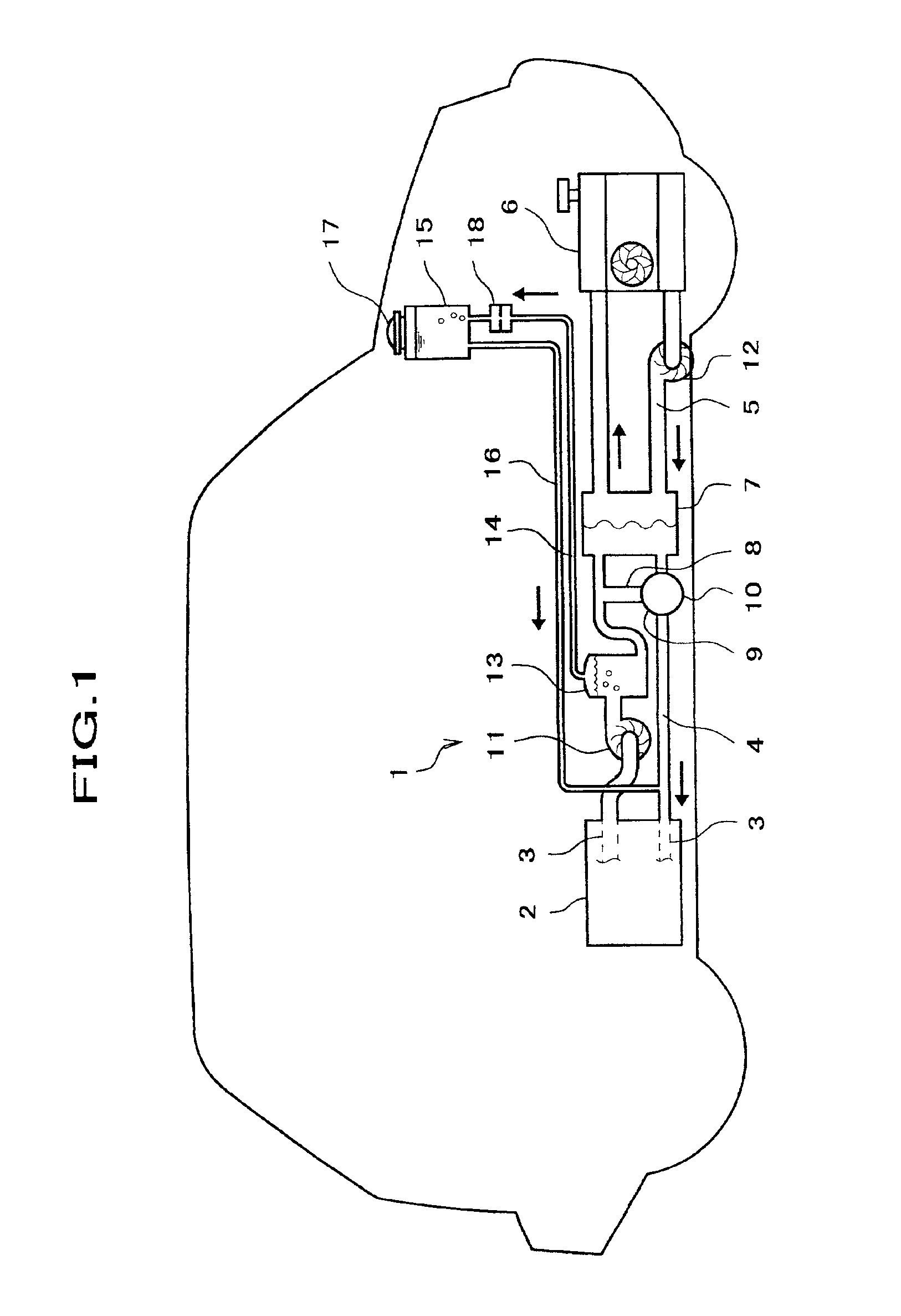 Cell In Tank Fuel Pump