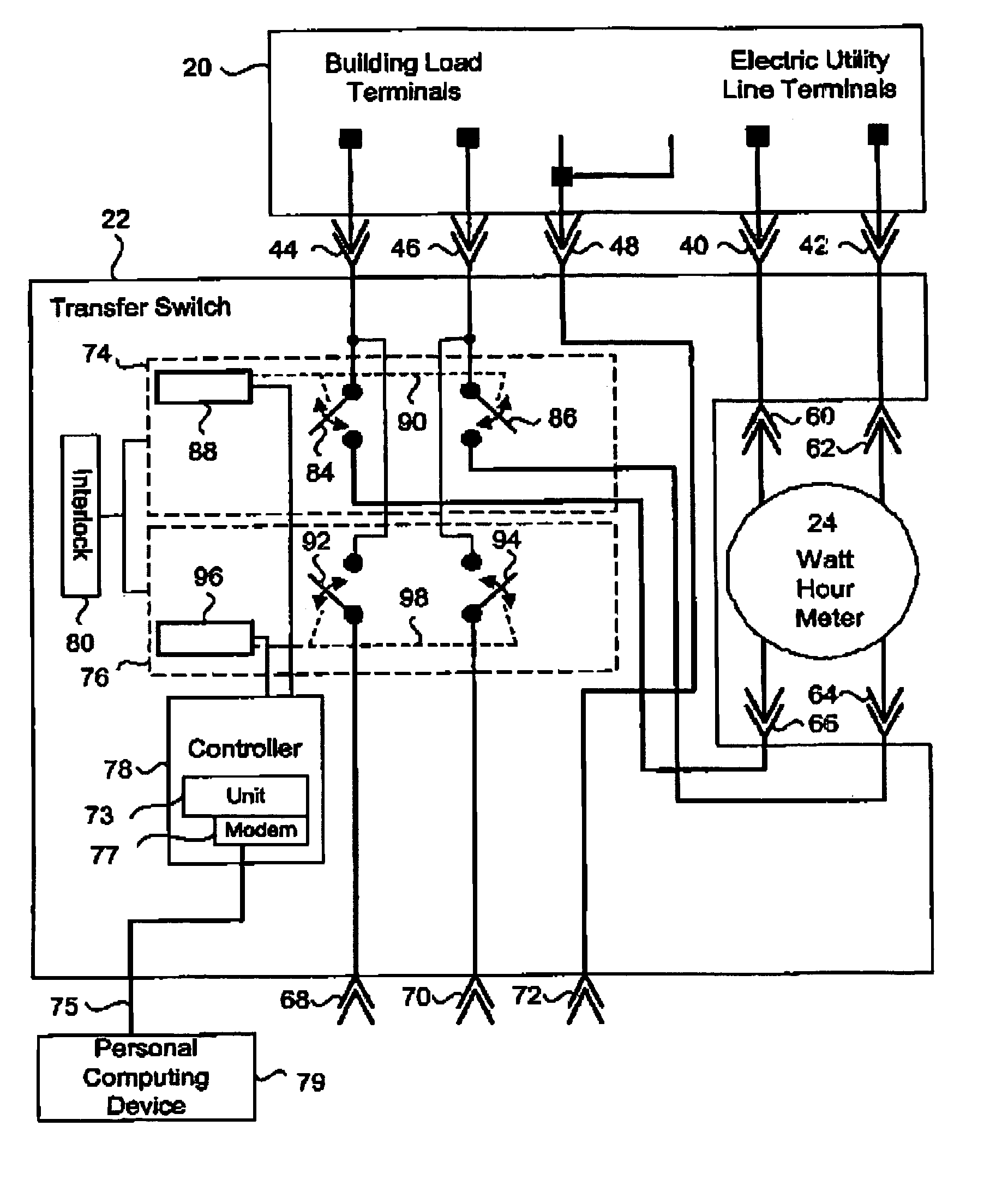 Westinghouse Transfer Switch Wiring Diagrams Periodic