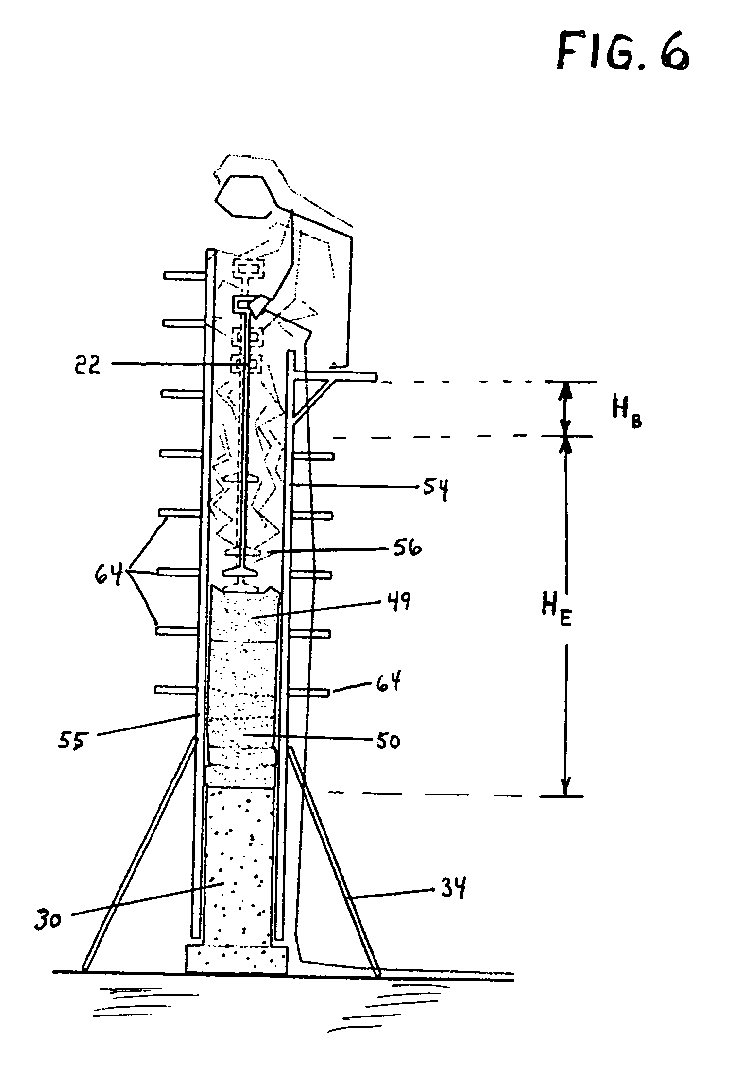 Concrete Formwork Diagram