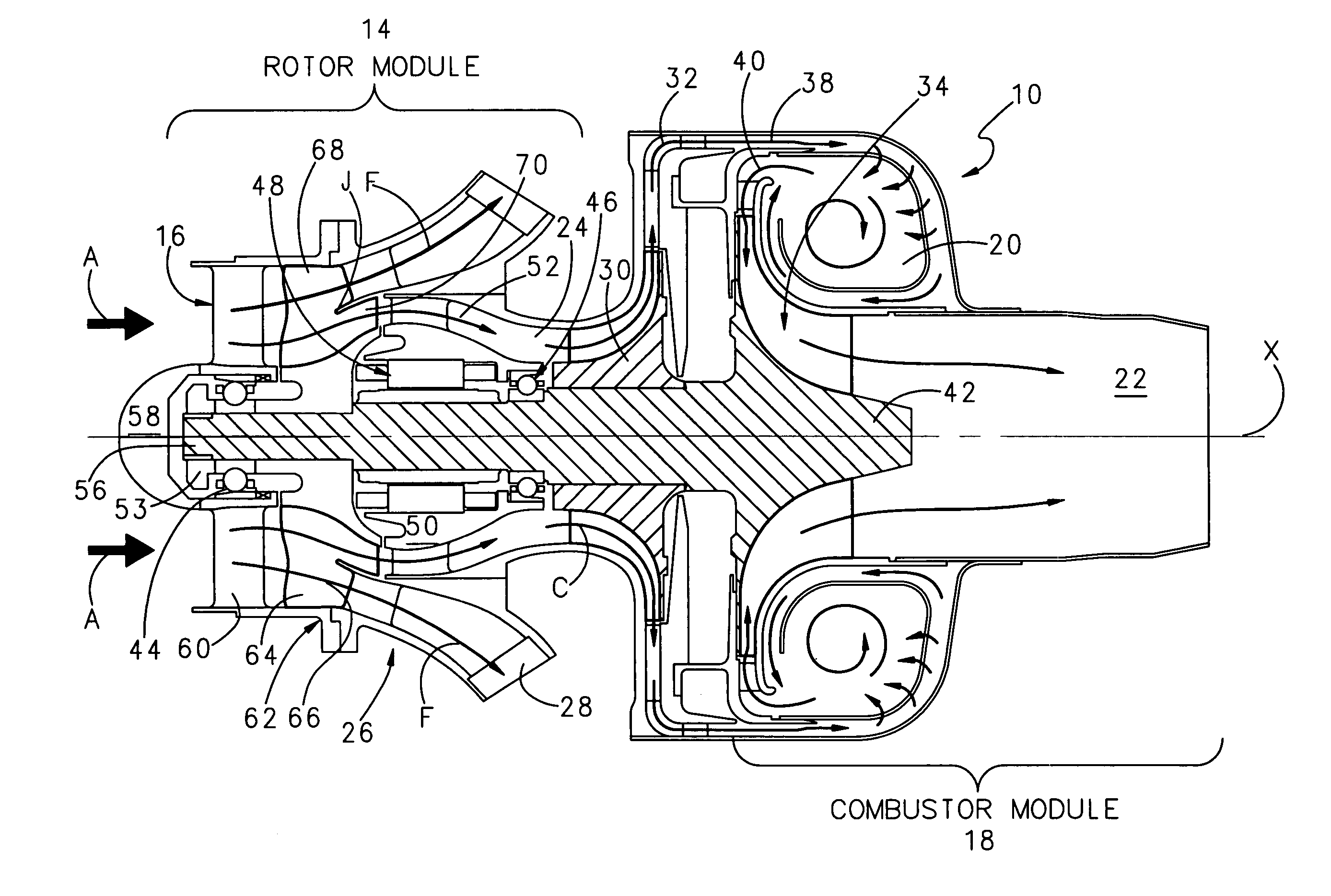 Centrifugal Vs Axial Compressors In Ww2 Jets