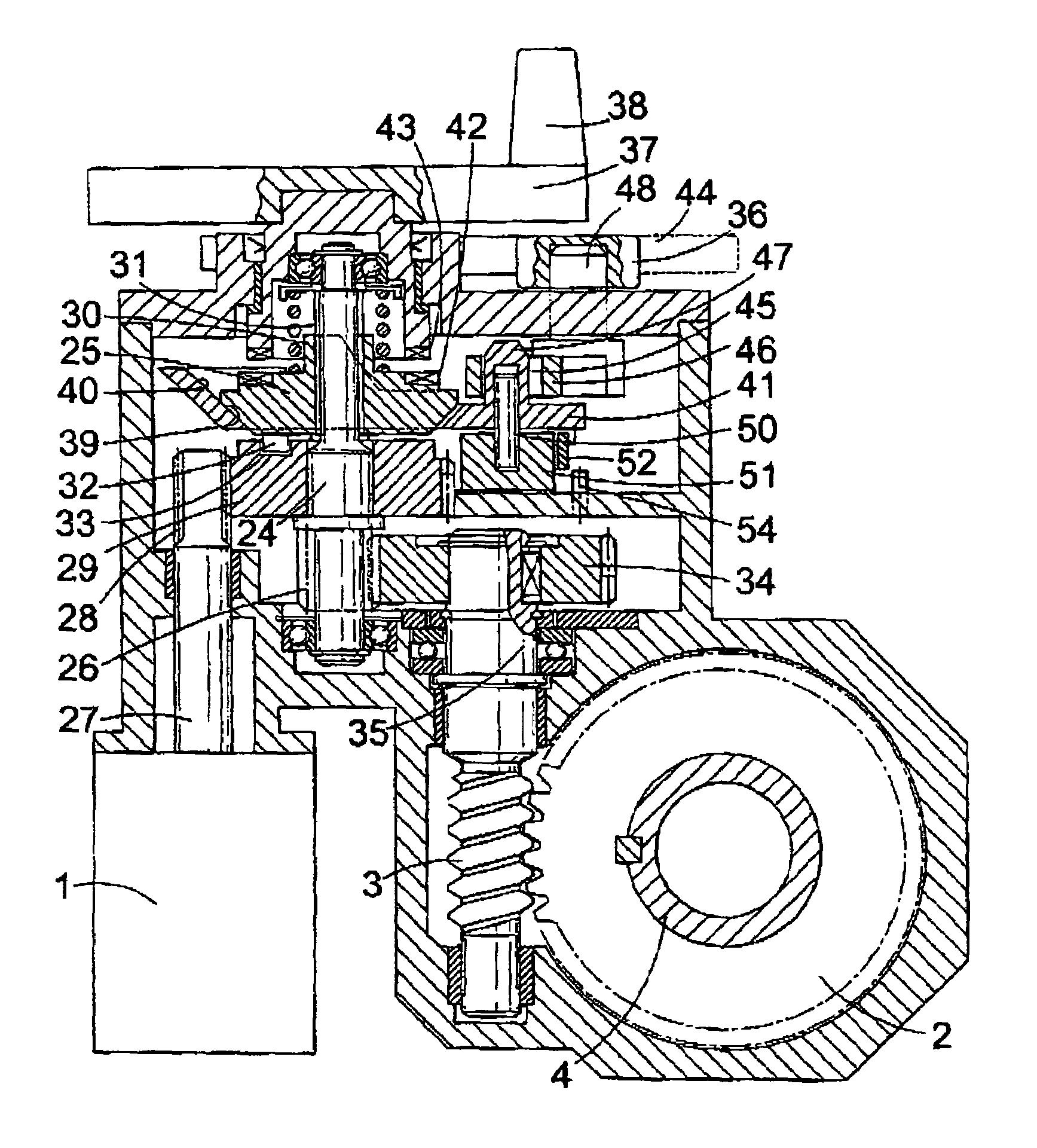 air actuated valve diagram