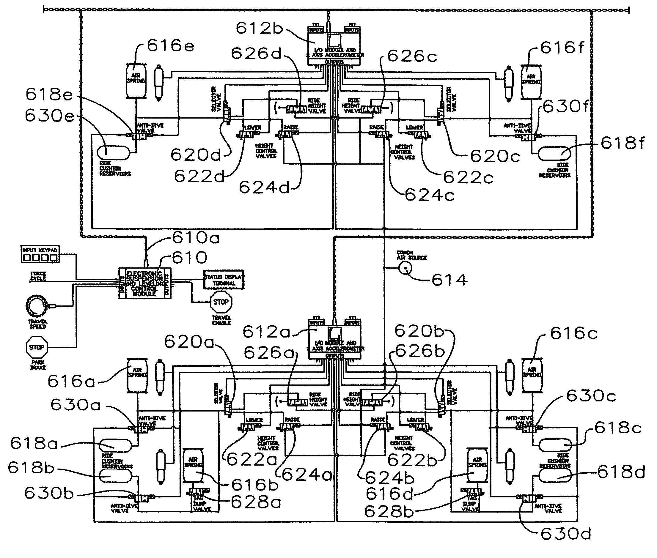 Mack Air Leveling Valve Schematic