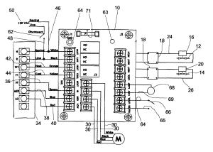 Patent US7131490  Fan coil controller  Google Patents